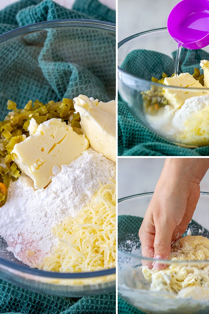Step by Step How to Make Mini Jalapeno Breadsticks