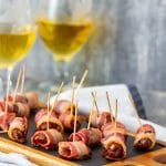 Bacon Wrapped Dates Appetizers Recipe