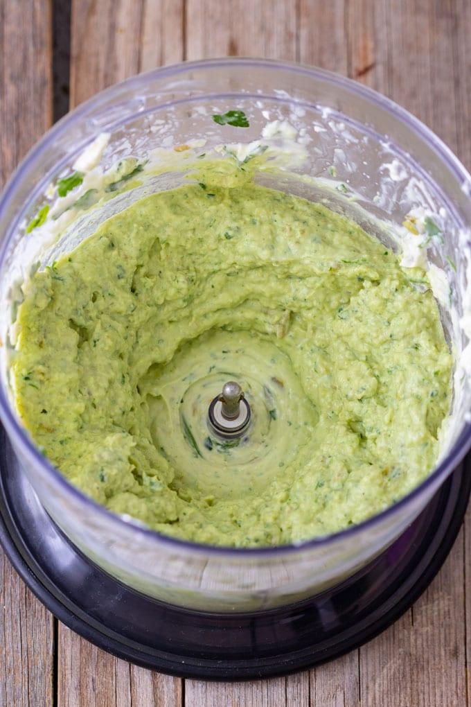 How to make Roasted Garlic Jalapeno Dip Step 2