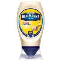 Hellmann's Real Mayonnaise (250ml)