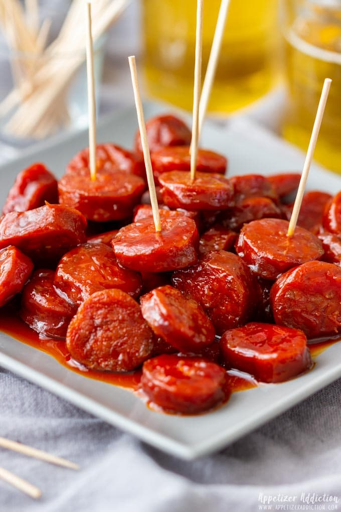 Chorizo Bites Appetizer
