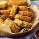 Fried Zucchini Bites Recipe