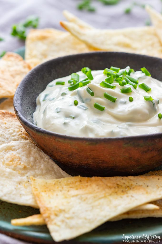 Sour Cream and Chive Dip