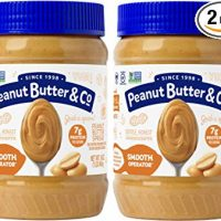 Peanut Butter & Co. Smooth Operator, Non-GMO, Gluten Free, Vegan, 16 Ounce (Pack of 2)