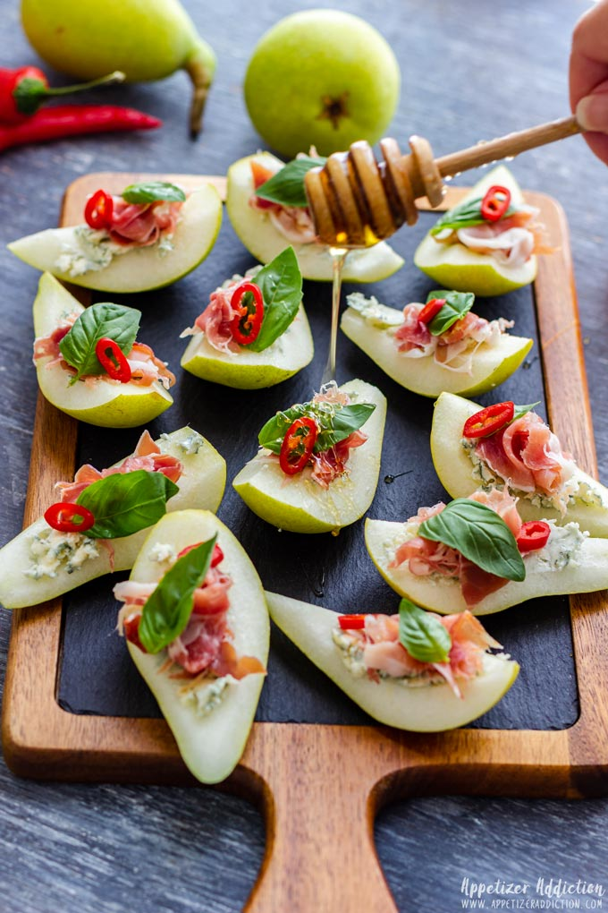 How to make Pear Prosciutto Appetizers Step 5