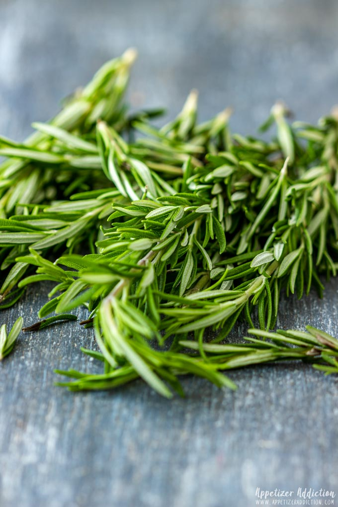 Rosemary for Christmas Wreath Cheese Board