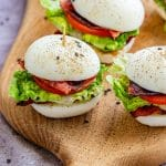 BLT Egg Sliders Pin