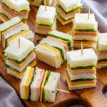 Mini Sandwiches Pin
