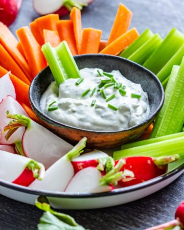 Homemade Blue Cheese Dip