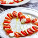 Heart Shaped Appetizer Pin
