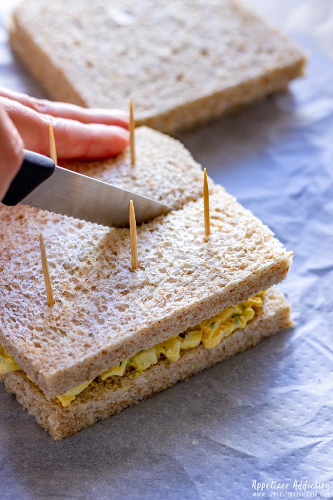 How to make Egg Salad Sandwiches Step 3
