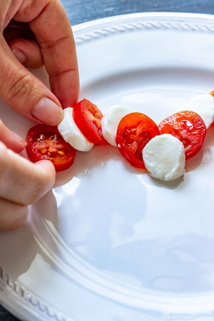 How to make Heart Shaped Appetizer for Valentines Day