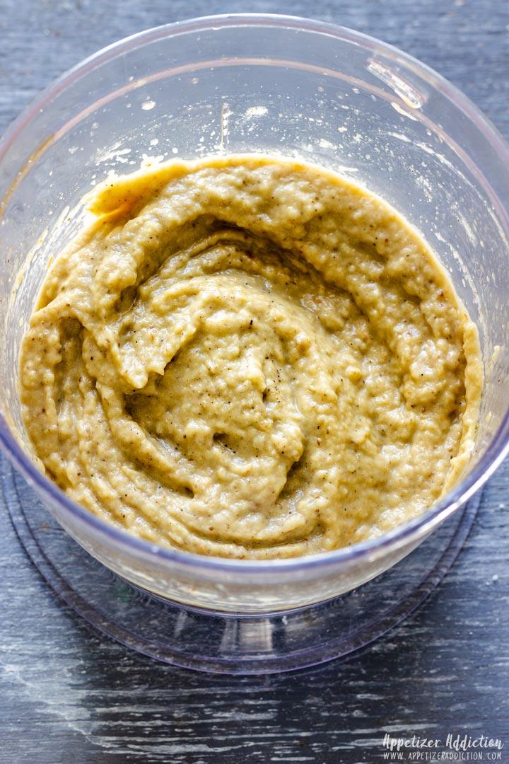 How to make Baba Ganoush Dip Step 3