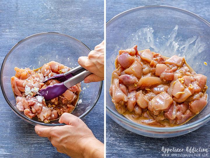 How to Marinate Teriyaki Chicken