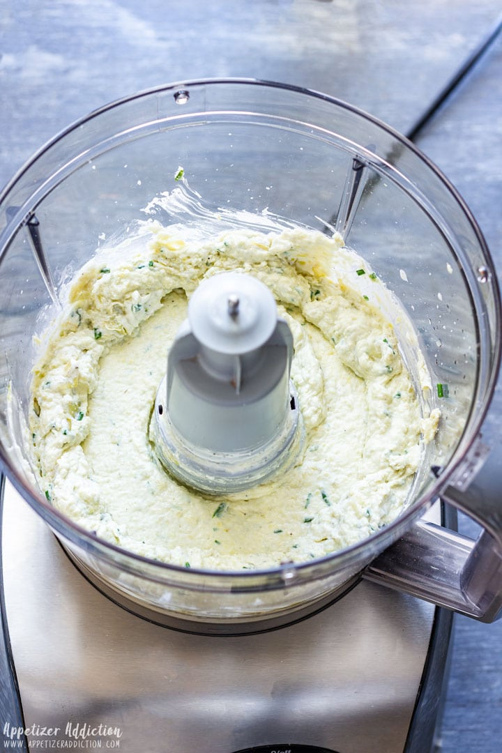 How to make artichoke dip with parmesan step 2