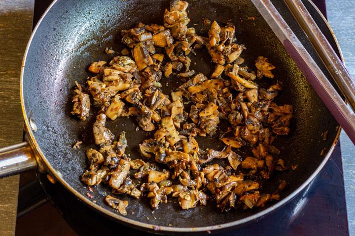 How to make beef wellington bites step 2